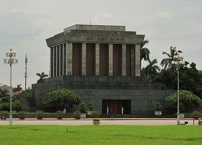 Lang Chu Tich Ho Chi Minh